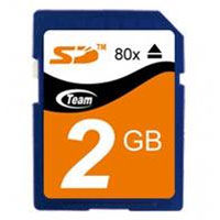 TEAM -- SD 2GB Speed 80x
