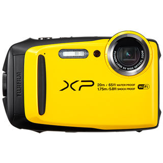 FujiFilm FinePix XP120Y-EE Yellow