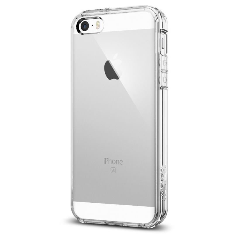 SPIGEN Ultra Hybrid for iPhone 5/5S - Crystal Clea