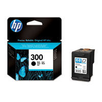 HP Cartridge CC640EE BLACK 300